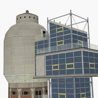 max water tower neunkirchen germany