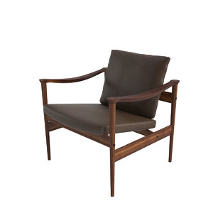 3d max fredrik kayser lounge chair