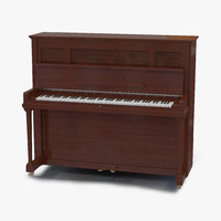 max upright piano