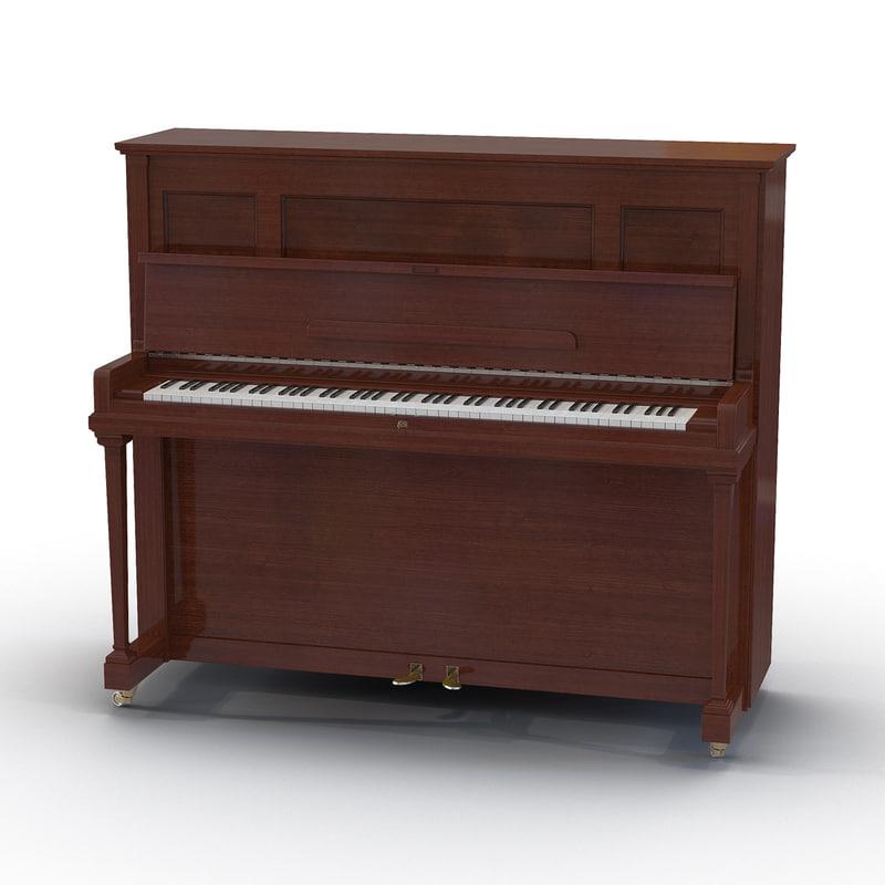 max upright piano