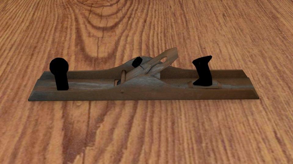 rusty jointer 3d fbx