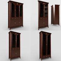 cupboard angelo cappellini 3d 3ds