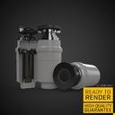 garbage disposal 3D models