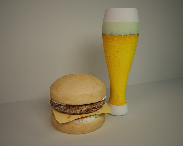 burger beer 3ds free
