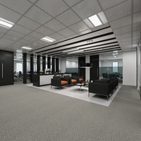Full Office Interior 21