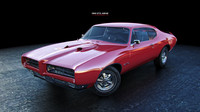 1969 pontiac gto judge ma