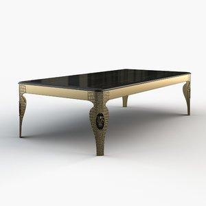 chatam table 3d model