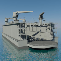 floating dock max