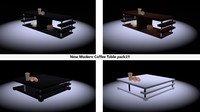 3d new tables model