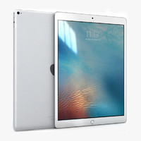 Apple iPad Pro Silver
