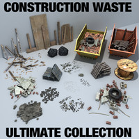 Ultimate Building & Construction Debris Collection