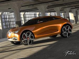 max renault captur concept garage