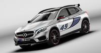 Mercedes Benz GLA 45 AMG(1)