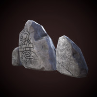 Medieval runic stones
