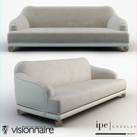 3d model sofa decorative