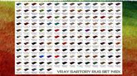 vraysartoryrugset 145x sartory rug 3d max