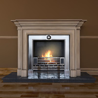 Fireplace Stovax - KENSINGTON