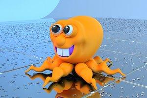 octopus toy lwo