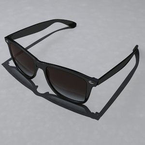 sun glasses obj