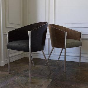 king costes chair driade 3d max