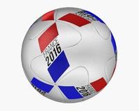 3d model ball 2016