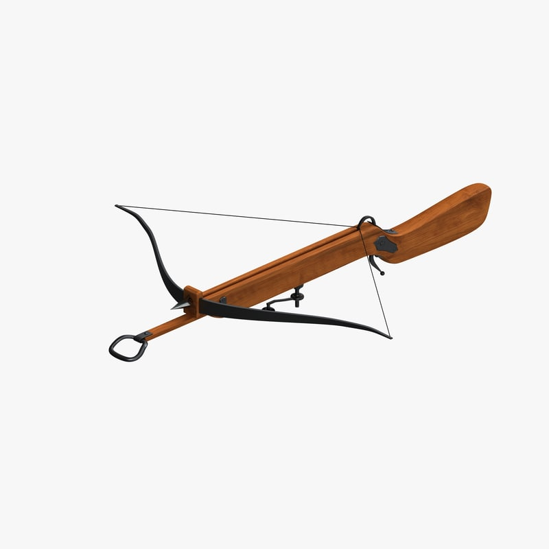 max crossbow bow