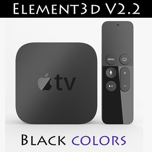 v2 2 new element3d 3d c4d
