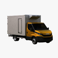 Iveco Daily 2016 Box Van