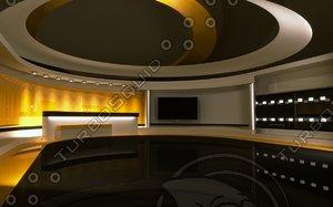 3d model studio