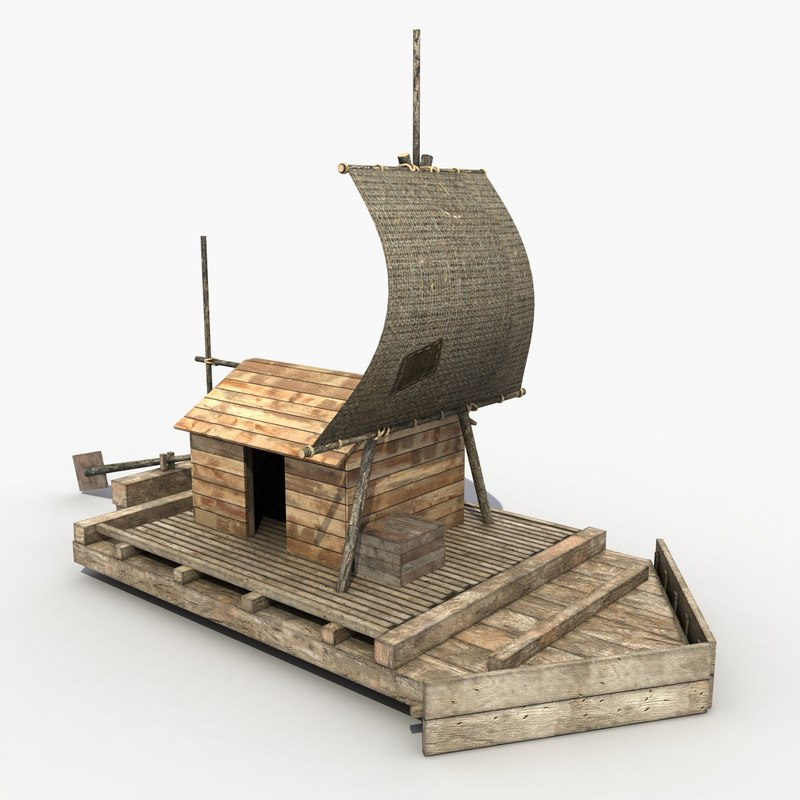 3d modeled games works model