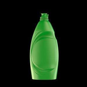 obj bottle detergent
