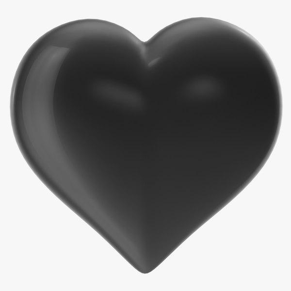 heart black v3 max