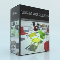 Furnishing 3dmodels Collection