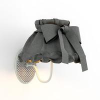 wall bra 3d model