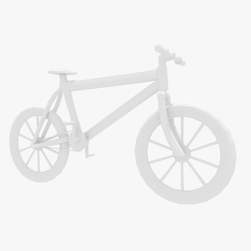 3d model bicycle cycles