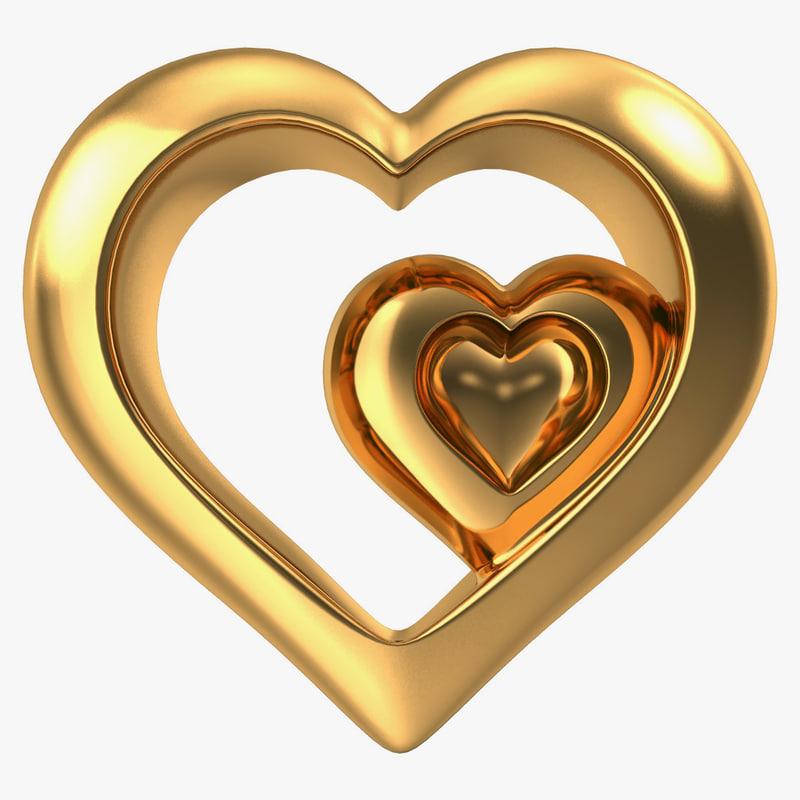 heart gold v4 3d 3ds