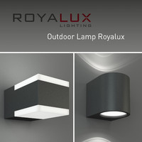 outdoor lighting lamp royalux x