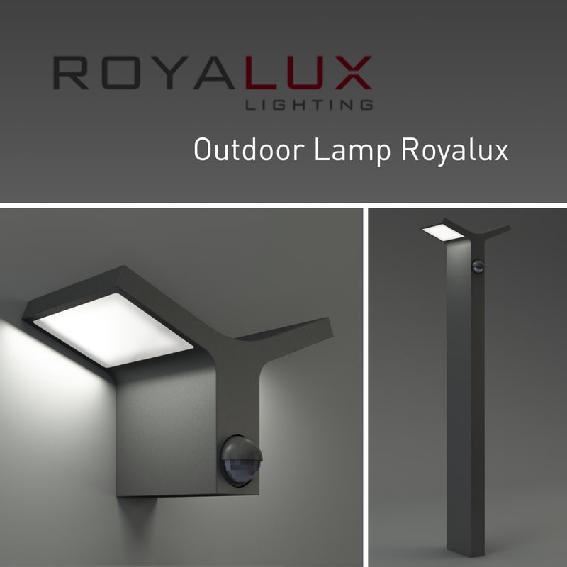 outdoor lighting lamp royalux max