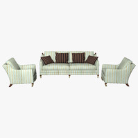 Duresta Trafalgar Chair & Sofa