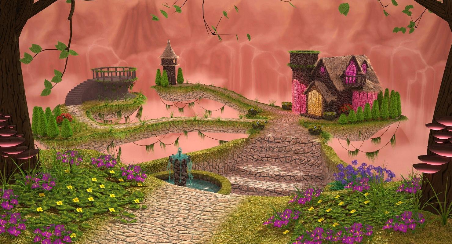 fairy world max