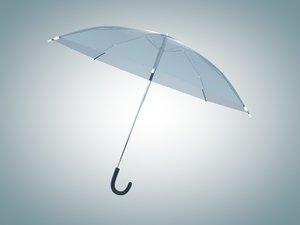 umbrella scene 3d model