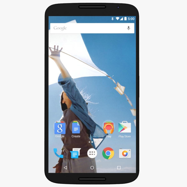 motorola nexus 6 cloud 3d ma
