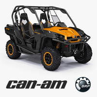Bombardier Can-am Commander XT-P