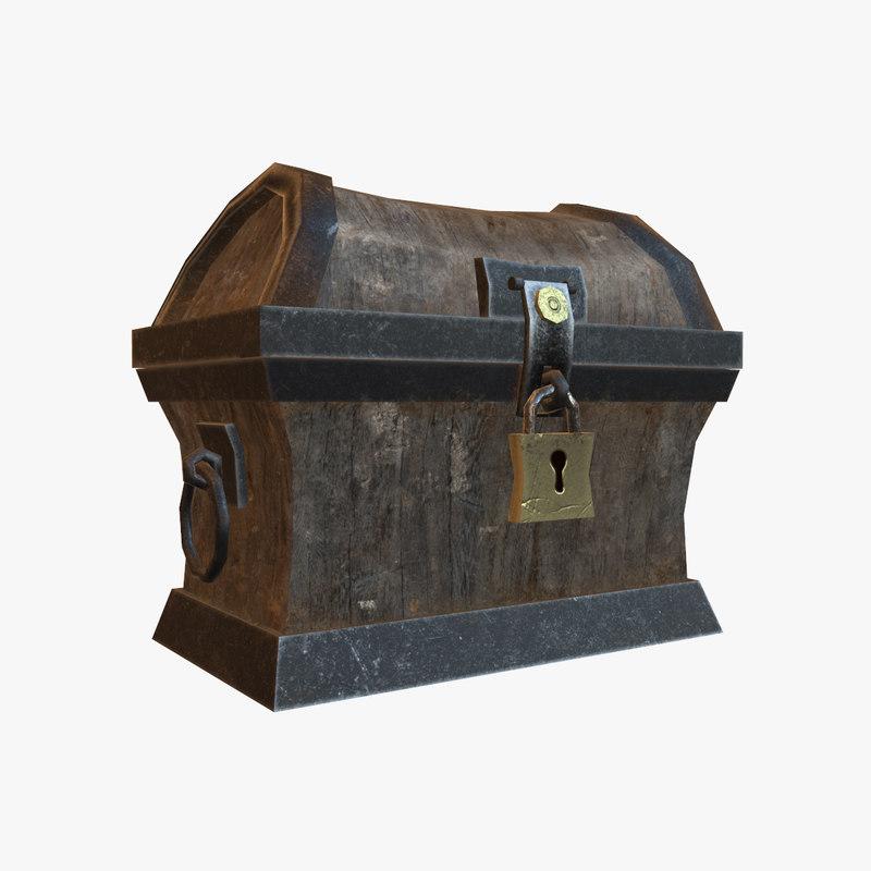 obj treasure chest