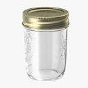 mason jar 3D models