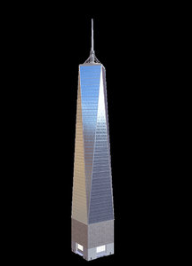 freedom tower x