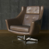 motorcity chair 3d max