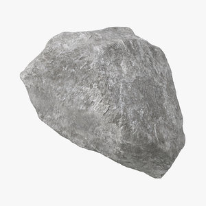 stone 3 3d model