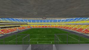 3d arena national stadium