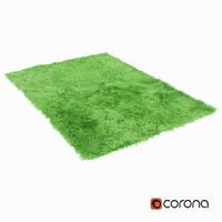 carpet nap fur 3d max